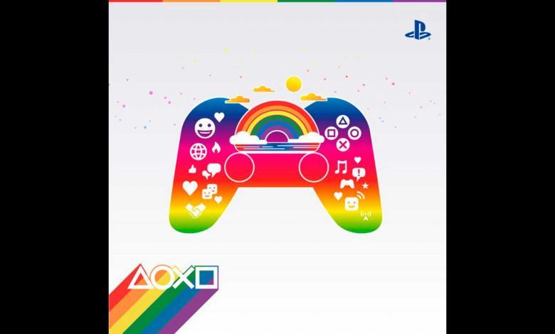 Tema Pride 2021 PlayStation 4