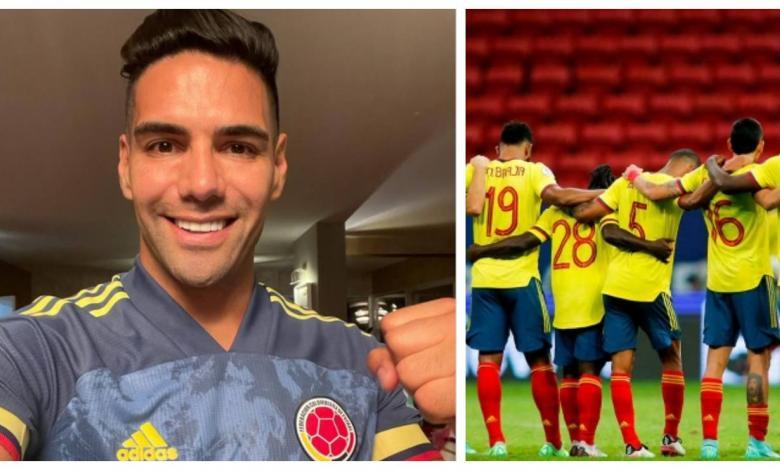 Falcao - Selección Colombia