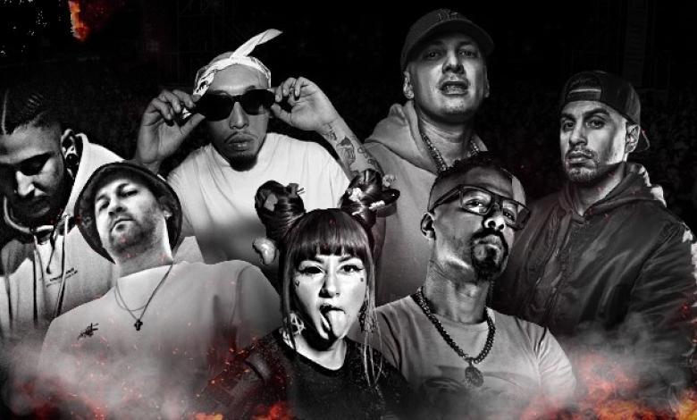 Artistas de Hip Hop