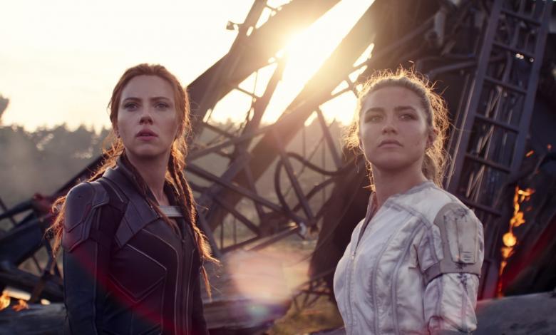 Scarlett Johansson y Florence Pugh en 'Black Widow'