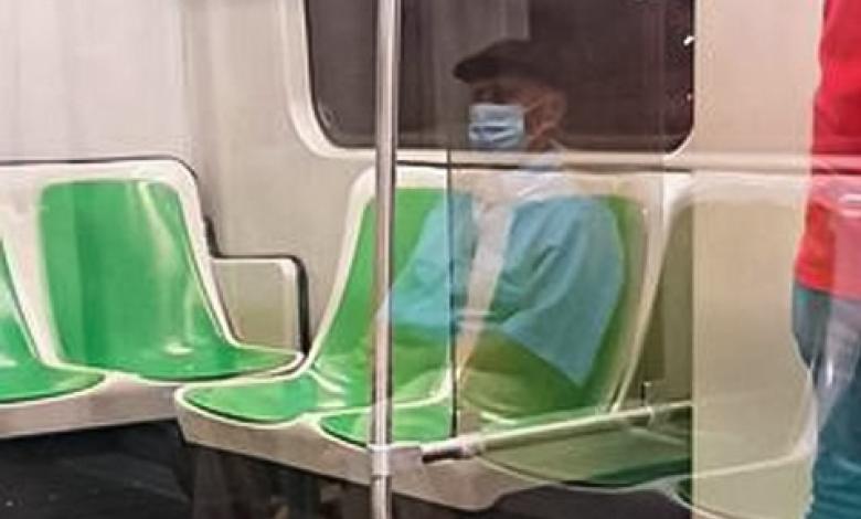 Fantasma en el Metro de Medellín