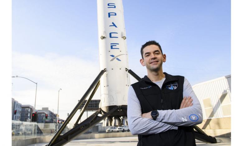 Jared Isaacman, el multimillonario que viajará a bordo del SpaceX