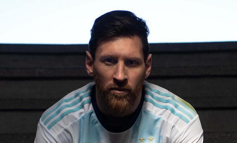 Leo Messi de nuevo juega con la selección de Argentina
