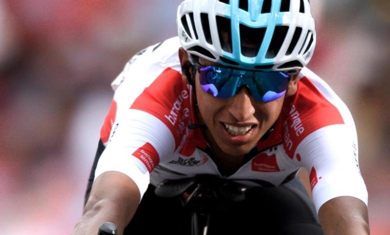 Egan Bernal, ciclista colombiano