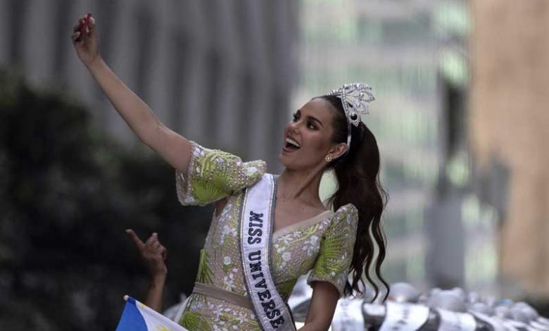 Catriona Gray, Miss Universo 2018-19