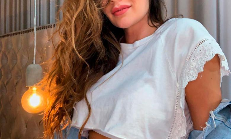 Lina Tejeiro es una famosa actriz y modelo