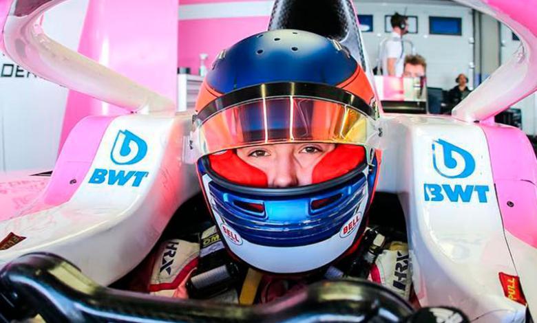Tatiana Calderón, piloto fórmula 2