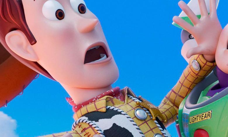 Woody en Toy Story