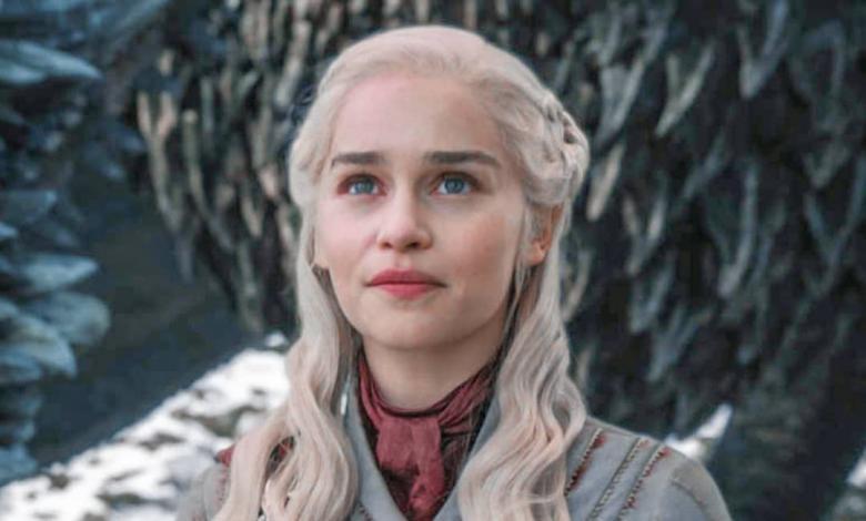 Emilia Clarke es parte del elenco de Juego de Tronos