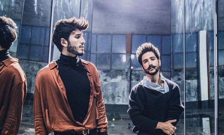 Sebastián Yatra y Camilo