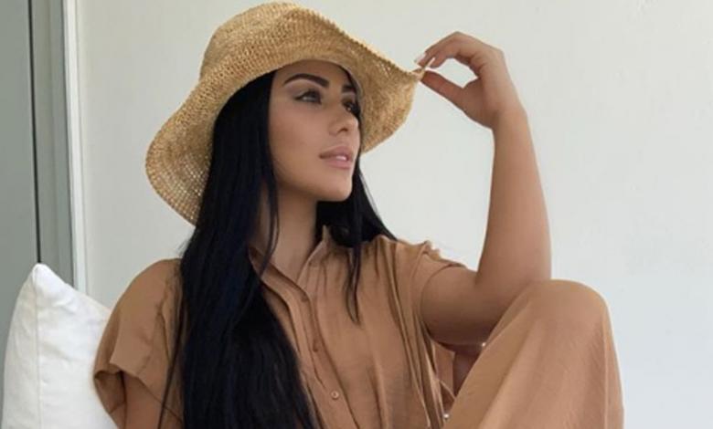 Angélica Cruz, ex de Nicky Jam.
