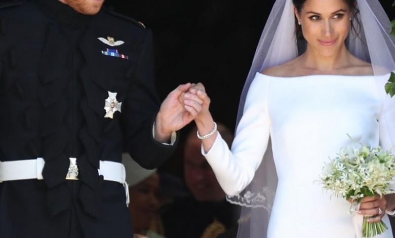 Matrimonio de Meghan y Harry