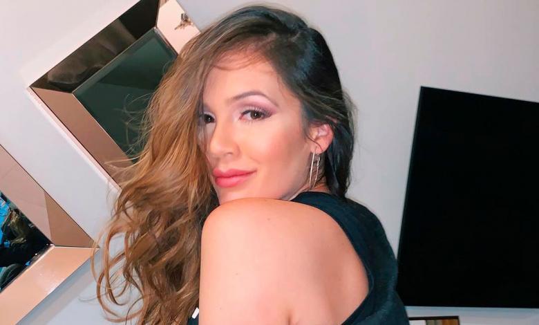 Lina Tejeiro ha logrado gran popularidad en redes sociales