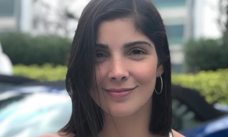 Andreina Fiallo, la ex de Fredy Guarín.