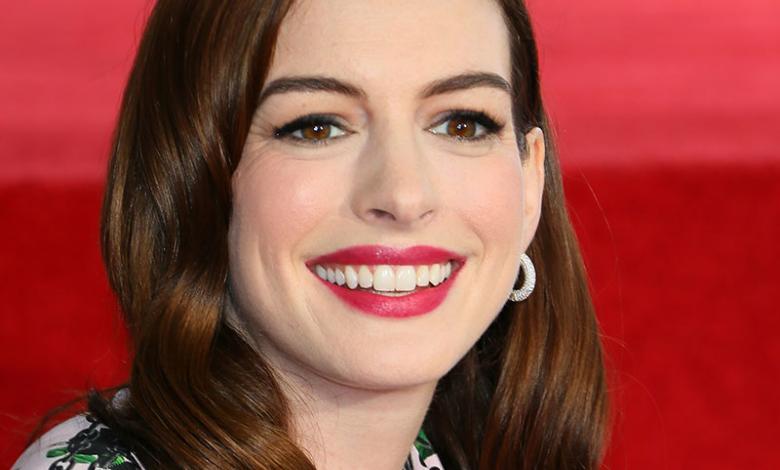 Anne Hathaway es una reconocida actriz