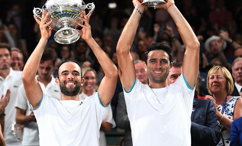 Juan Sebastián Cabal y Robert Farah ganaron en  Wimbledon