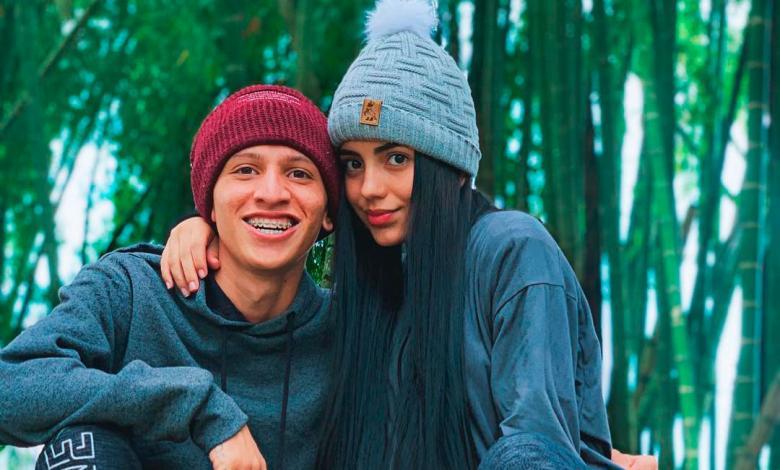 La 'Liendra' y Luisa Castro