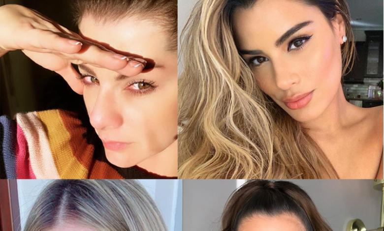La presentadora compartió un divertido fin de semana en compañía de otras famosas de la televisión colombiana.