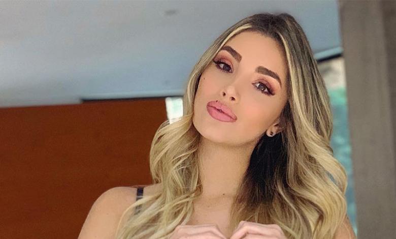 La presentadora compartió un video haciendo ejercicio y fue criticada por algunas seguidoras.