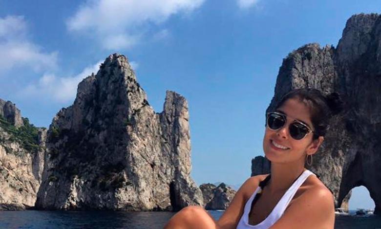 Andreina Fiallo fue pareja de Freddy Guarín