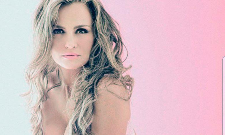 Aura Cristina Geithner es cantante y actriz