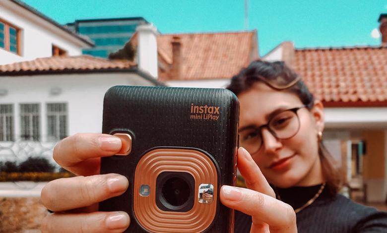 Cámara Fujifilm Instax Mini LiPlay