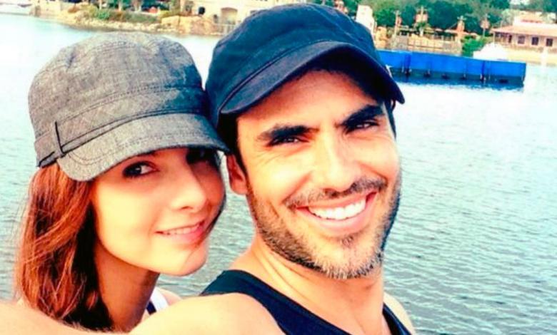 Lincon Palomeque y Carolina Cruz son pareja desde hace varios años