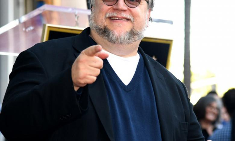 Guillermo del Toro develó su estrella en Hollywood