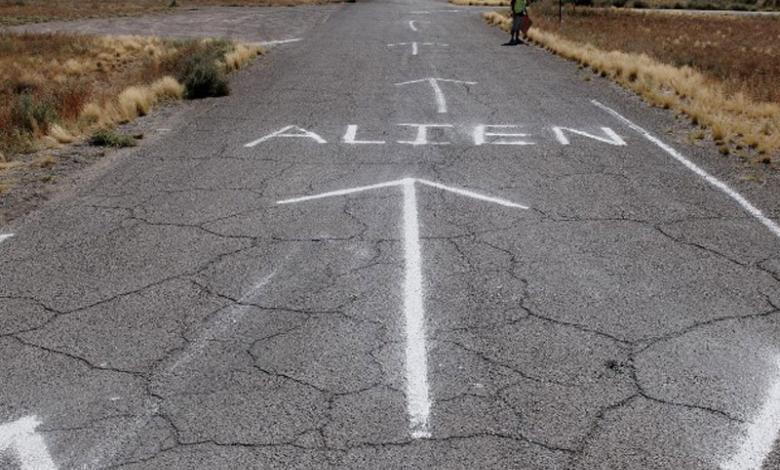 Extraterrestres Área 51 ovni estados unidos