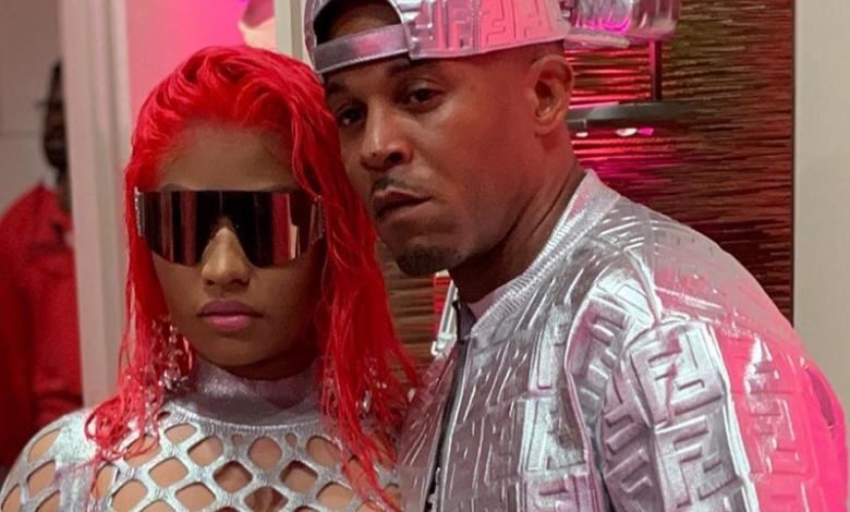 Nicki Minaj y su esposo