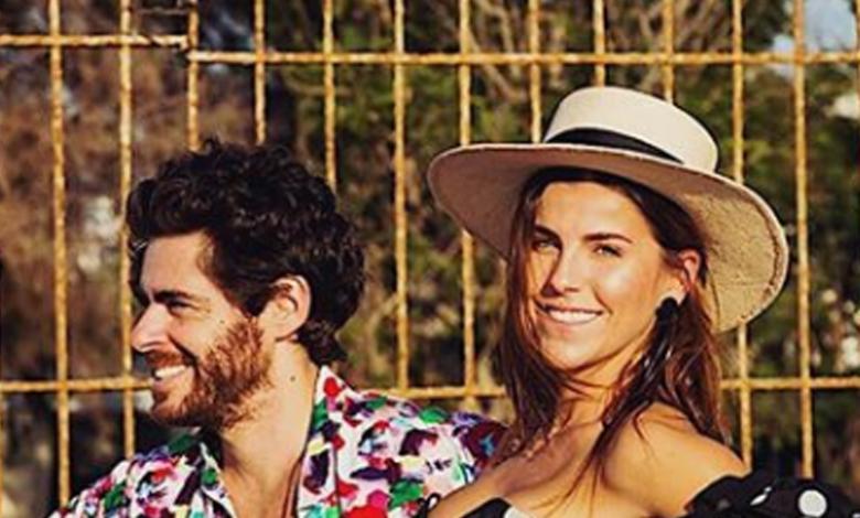 María Fernanda Yepes y José María Galeano