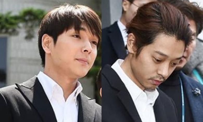 Jung Joon-young y Choi Jong-hoon