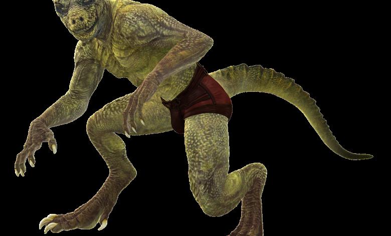 Reptilianos en El Cartel Paranormal