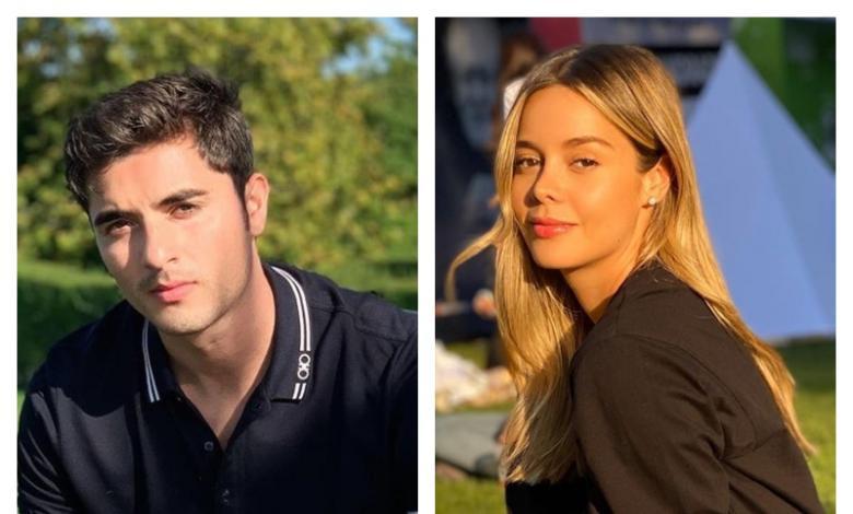 Alejandra Buitrago y Cristian Estrada