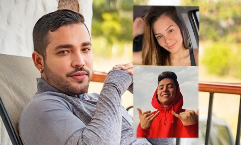 Jessi Uribe, Lina Tejeiro, Andy Rivera
