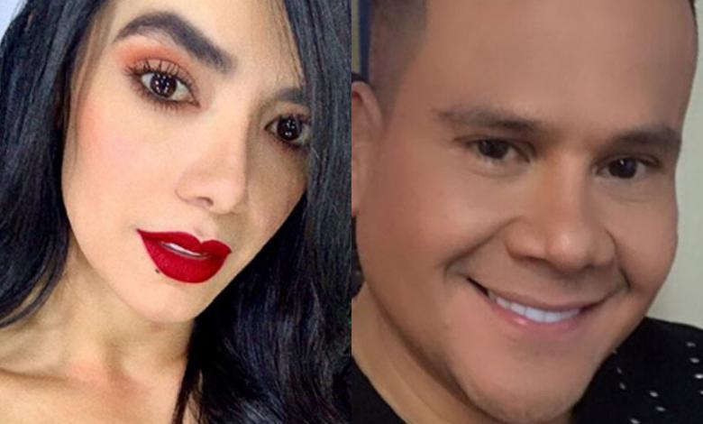 Elianis Garrido y Ariel Osorio