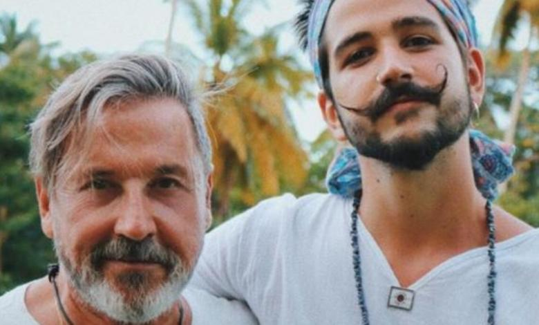 Camilo Echeverry y Ricardo Montaner
