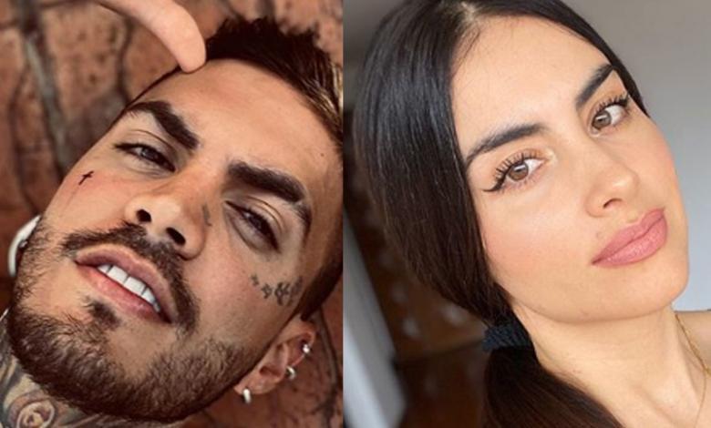 Jessica Cediel y Mateo Carvajal
