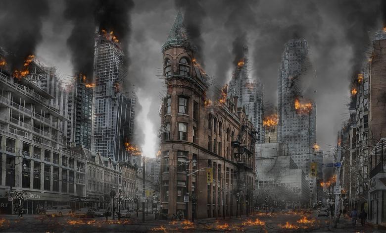 Fin del mundo en El Cartel Paranormal - Septiembre 2