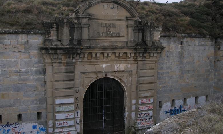 Fuerte de San Cristobal, Pamplona - España