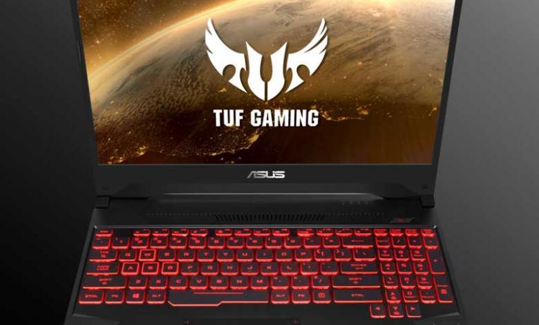 Asus TUF Gaming FX505DY, pc gamer