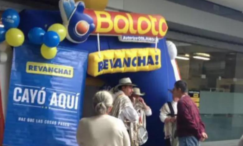 Cayó el baloto en Medellín