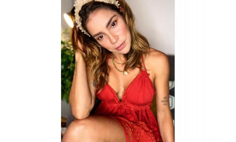 Valentina Lizcano espera su segundo hijo