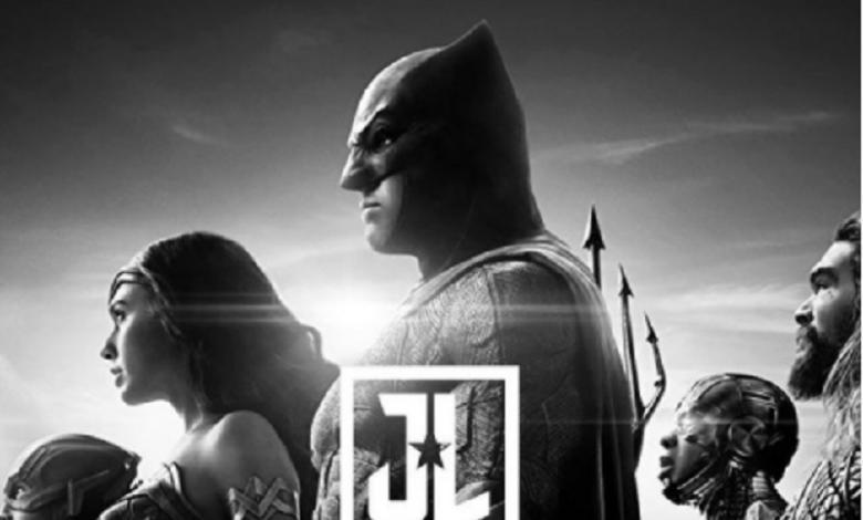 Liga de la justicia, Snyder Cut cuadrada