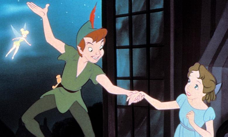 Peter Pan y Wendy (Mega)