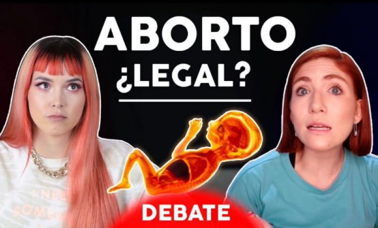 Kika Nieto debate sobre el aborto