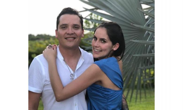 Linda Palma y Diego Pulecio