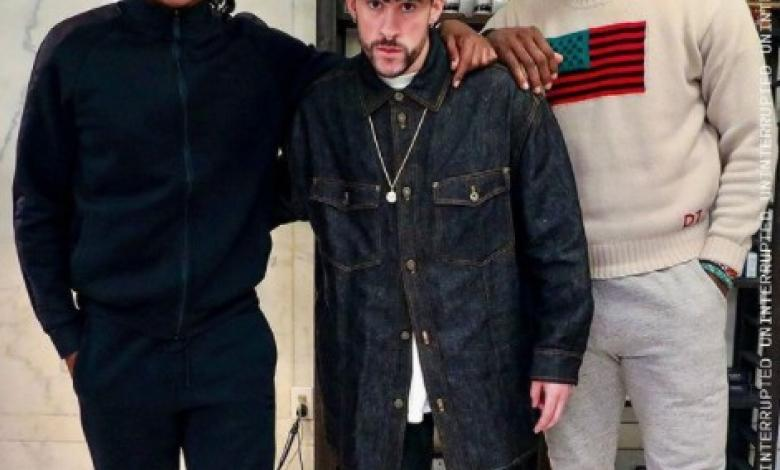 Bad Bunny, Jay Z y LeBron James