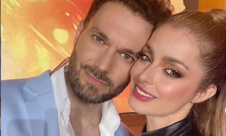 Cristina Hurtado y José Narváez