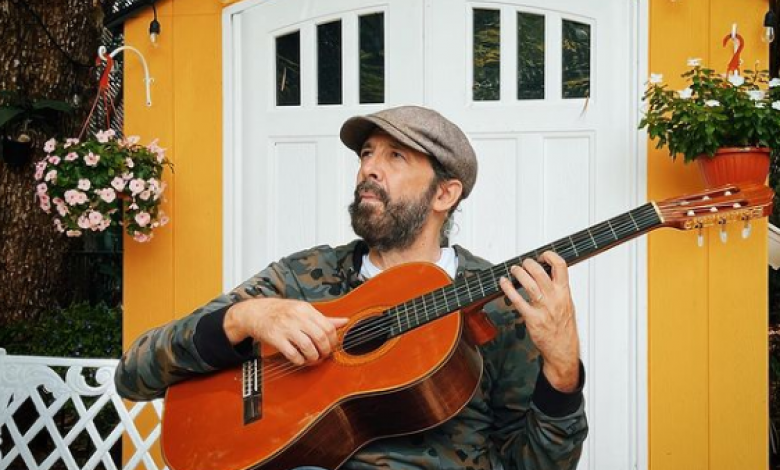Juan Luis Guerra llegará con concierto a HBO Latinoamérica